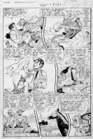 WEBB, ROBERT - Sheena #5 2up pg 3 1949 Comic Art