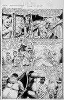 WEBB, ROBERT - Sheena #5 2up pg 9 1949 Comic Art
