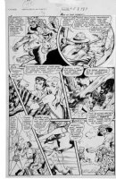 WEBB, ROBERT - Sheena #5 2up pg 7 1949 Comic Art