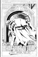 LAWLIS, DAN - Agents of Law #1 pg 5 Comic Art