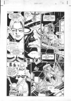 LAWLIS, DAN - Barbwire #2 pg16 Comic Art