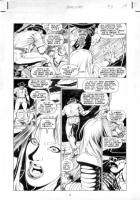 LAWLIS, DAN - Barbwire #3 pg 14 Comic Art