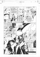 LAWLIS, DAN - Barbwire #3 pg 18 Comic Art