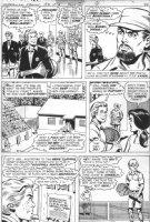 SCHAFFENBERGER, KURT - Superman Family #184 pg 5, Jimmy Olsen Comic Art