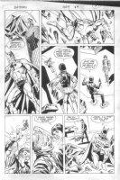 ANDRU, ROSS - Batman #409 pg 21, Batman, early Jason Todd Comic Art