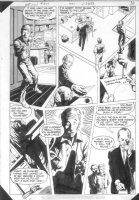 WOCH, STAN - Batman #347 pg 2 Alfred Comic Art