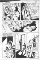 ANDRU, ROSS - Batman #409 pg 16, Batman, Jason Todd/ Robin 2 Comic Art