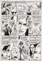 COLON, ERNIE - Arak Son of Thunder #1 page 20 Comic Art
