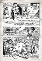 COLON, ERNIE - Arak Son of Thunder #1 page 13 Comic Art