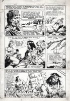 COLON, ERNIE - Arak Son of Thunder #1 page 15 Comic Art