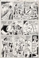 COLON, ERNIE - Arak Son of Thunder #1 page 21 Comic Art