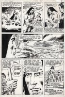 COLON, ERNIE - Arak Son of Thunder #1 page 25 Comic Art