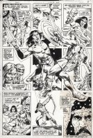 COLON, ERNIE - Arak Son of Thunder #1 page 9 Comic Art