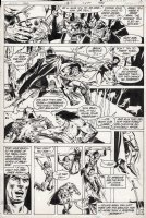 COLON, ERNIE - Arak Son of Thunder #2 page 17 Comic Art
