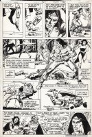 COLON, ERNIE - Arak Son of Thunder #2 page 18 Comic Art