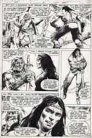 COLON, ERNIE - Arak Son of Thunder #2 page 24 Comic Art