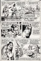 COLON, ERNIE - Arak Son of Thunder #2 page 25 Comic Art