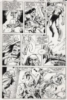 COLON, ERNIE - Arak Son of Thunder #4 page 25 Comic Art
