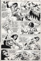 COLON, ERNIE - Warlord #48 pg 13, first appearance of Arak Son of Thunder Comic Art