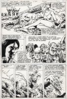 COLON, ERNIE - Warlord #48 pg 9, first appearance of Arak Son of Thunder Comic Art