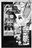 CASE, RICHARD & GRANT MORRISON - Doom Patrol #33 pg 14 Comic Art