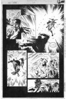 CASE, RICHARD & GRANT MORRISON - Doom Patrol #33 pg 23 Comic Art