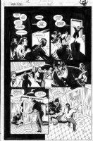 CASE, RICHARD & GRANT MORRISON - Doom Patrol #35 pg 21 Comic Art