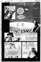 CASE, RICHARD & GRANT MORRISON - Doom Patrol #37 pg 15 Comic Art