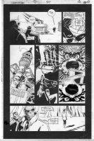 CASE, RICHARD & GRANT MORRISON - Doom Patrol #37 pg 16 Comic Art