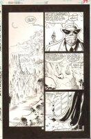 CASE, RICHARD & GRANT MORRISON - Doom Patrol #38 pg 12 Comic Art