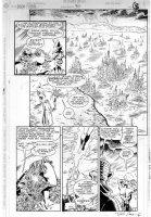 CASE, RICHARD & GRANT MORRISON - Doom Patrol #40 pg 8 Comic Art