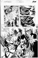 CASE, RICHARD & GRANT MORRISON - Doom Patrol #49 pg 17 Comic Art