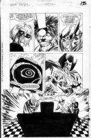 CASE, RICHARD & GRANT MORRISON - Doom Patrol #49 pg 16 Comic Art