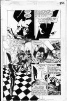 CASE, RICHARD & GRANT MORRISON - Doom Patrol #49 pg 19 Comic Art