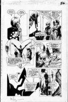 CASE, RICHARD & GRANT MORRISON - Doom Patrol #49 pg 22 Comic Art