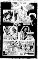 CASE, RICHARD & GRANT MORRISON - Doom Patrol #55 pg 17, that Crazy Jane is sooo crazy! Comic Art
