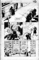 CASE, RICHARD & GRANT MORRISON - Doom Patrol #35 pg 23 Comic Art
