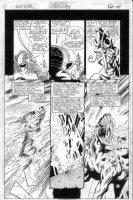 CASE, RICHARD & GRANT MORRISON - Doom Patrol #38 pg 14 Comic Art