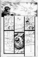 CASE, RICHARD & GRANT MORRISON - Doom Patrol #40 pg 17 Comic Art