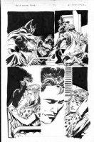 GRINDBERG, TOM - Thor Annual #1 pg 21 - JIM #83 remastered Comic Art