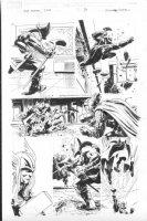 GRINDBERG, TOM - Thor Annual #1 pg 29 - JIM #83 remastered Comic Art