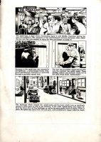 SPIEGLE, DAN - The Untouchables #1 back cover, The Speak-Easy Comic Art