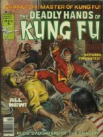 NOREM, EARL - Deadly Hands of Kung Fu #33 comic book Comic Art