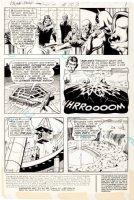 BROWN, BOB - Brave and the Bold #103 Batman, indicia pg 1 Comic Art