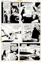 BROWN, BOB - Brave and the Bold #103 pg 5, Batman Comic Art