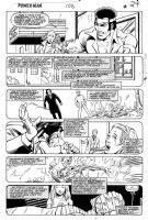 LaROCQUE, GREG - Powerman & Iron Fist #108 pg 24, PM told the tale Comic Art