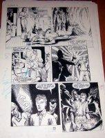 RIDGWAY, JOHN - Hellblazer #3 pg 19, Alan Moore' Constantine Comic Art