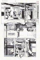 RIDGWAY, JOHN - Hellblazer #5 pg 9, Alan Moore' Constantine Comic Art