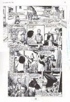 RIDGWAY, JOHN - Hellblazer #4 pg 16, Alan Moore' Constantine Comic Art