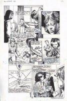 RIDGWAY, JOHN - Hellblazer #4 pg 14, Alan Moore' Constantine Comic Art
